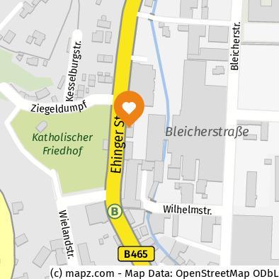 VOLLMER WERKE Maschinenfabrik | Standort 88400-Biberach-an-der-Riß | Topanbieter | IHM | (c) Mapz