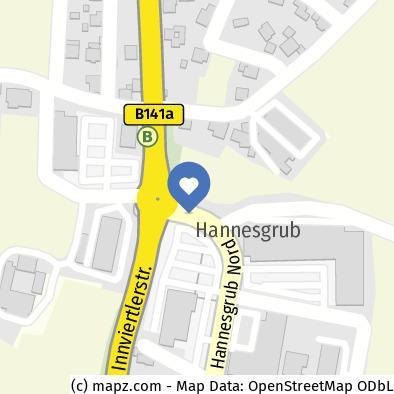 ELMAG | Unternehmensstandort | Ried | IHM | (c) Mapz