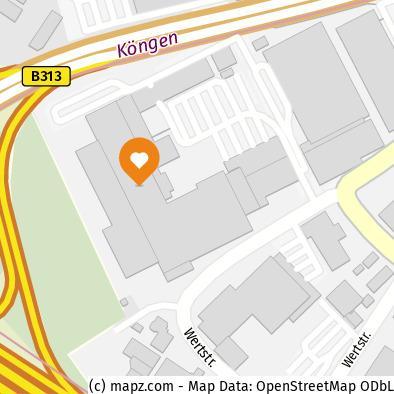 FESTOOL | Standort | Wendlingen | Internationaler Holzmarkt | (c) Mapz