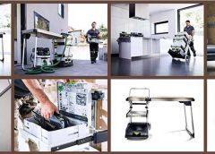 MW 1000 von Festool | Die mobile Werkstatt | IHM | (c) Festool