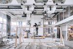 Roboter im Holzbau | ETH Zürich | IHM | (c) NFS Digitale Fabrikation / Roman Keller