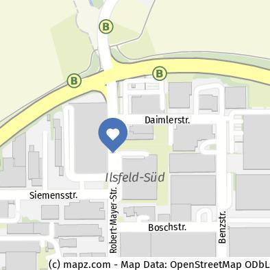 Reinbold Entsorgungstechnik | Standort 74360-Ilsfeld | IHM | (c) Mapz