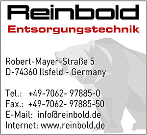 Reinbold | INTERNATIONALER-HOLZMARKT | Anbieterindex_ZERKL&BRIKETTIERPRESSE (c) Reinbold