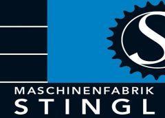 Maschinenfabrik STINGL Logo | Topanbieter | IHM | (c) STINGL