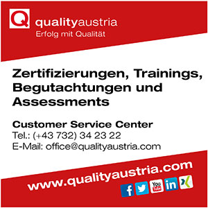 qualityAustria | INTERNATIONALER-HOLZMARKT | Anbieterindex | ZERTIFIZIERUNG (c) quality Austria