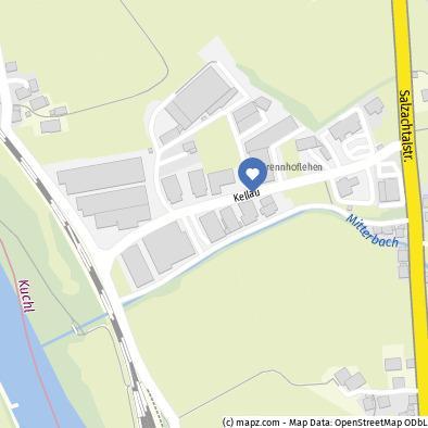 Holzjob-5431-Kuchl | IHM | (c) Mapz.com