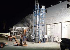 Holz als Rohstoff | Biomasse | IHM | (c) Matt Hoffmann, West Biofuels