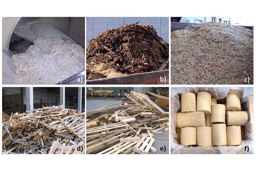 Was tun mit Holzabfällen | INTERNATIONALER HOLZMARKT (c) privat