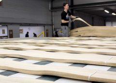 Dem Holz-Carpaccio auf der Spur