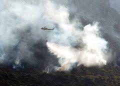 rescEU: Flugzeug- und Hubschrauberflotte gegen Waldbrände