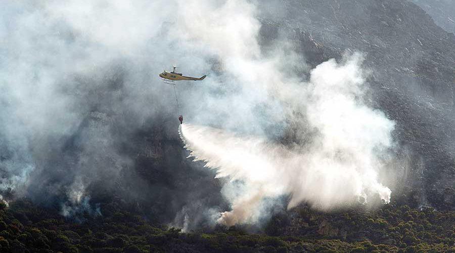rescEU Waldbrände © iStock.com