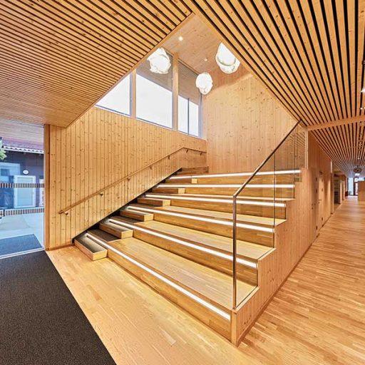 5: Holzbaupreis für Bildungsbauten:VS St. Marein im Mürztal