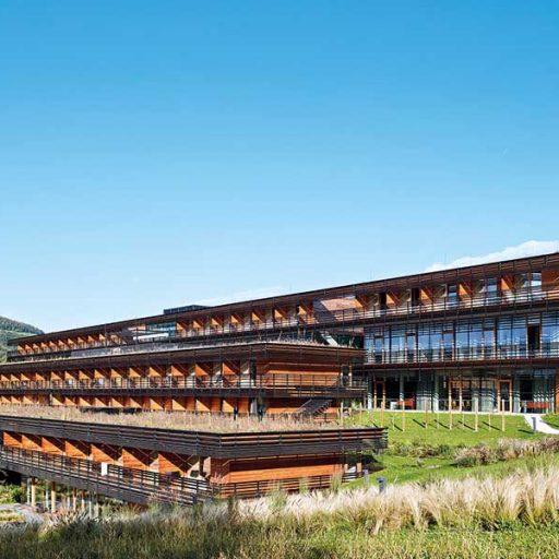 8: Holzbaupreis für Gesundheitsbauten: Josefhof