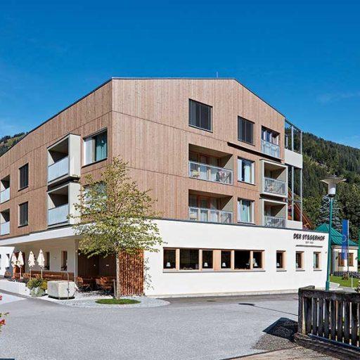 10: Holzbaupreis für Tourismusbauten: Hotel Stegerhof
