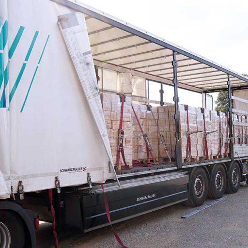 Durch das Brikettieren mit RUF-Anlagen hat Košćal den Wert seiner Holzreste um das Acht- bis Zehnfache erhöht. Ein lohnendes Geschäft – bei aktuell rund 7000 Tonnen pro Jahr.