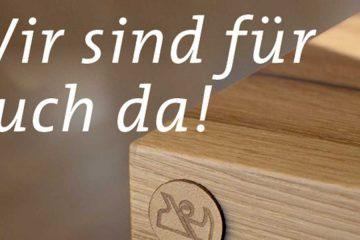 Österreichs Tischler dürfen produzieren und freuen sich über neue Aufträge.