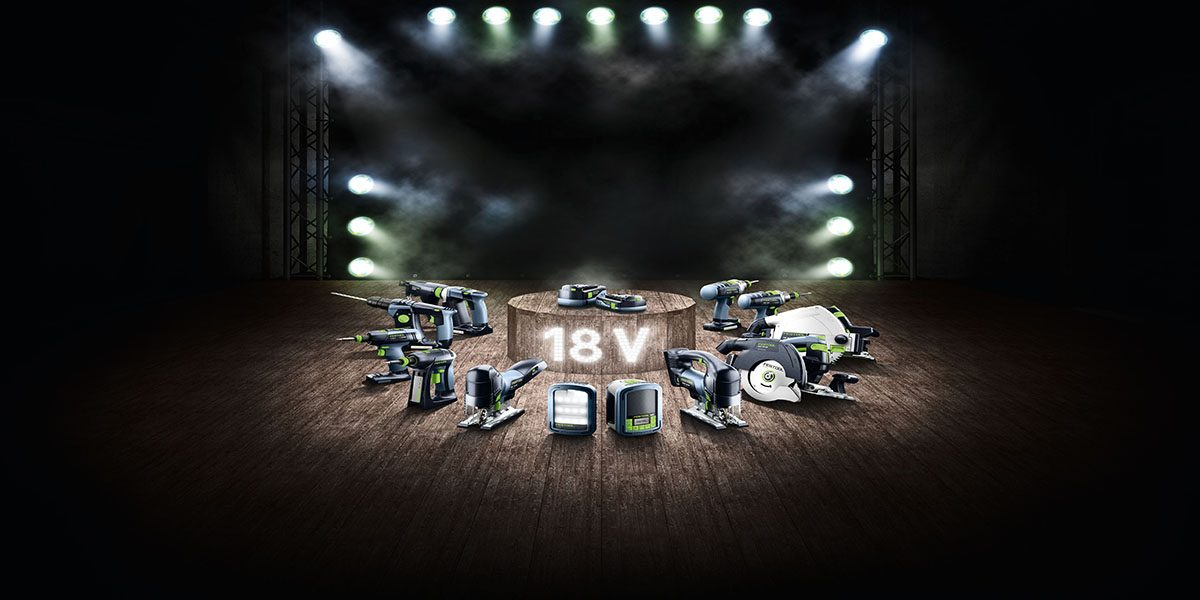 Festool | Systeme | Internationaler Holzmarkt | (c) Festool